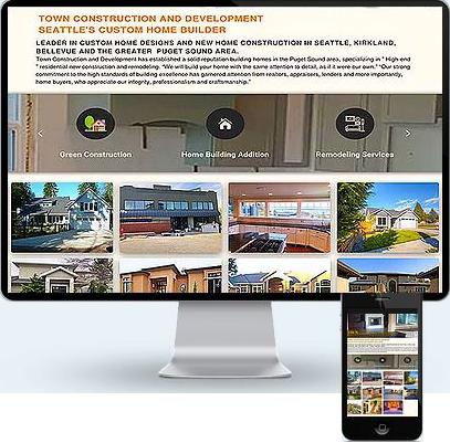 Perfect Web Designs website Development Dallas